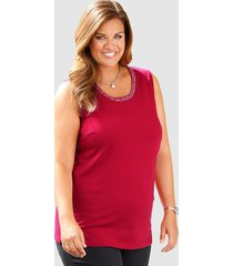 topje m. collection rood