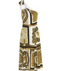 versace barocco dress
