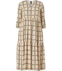maxiklänning yasflocha 3/4 long dress