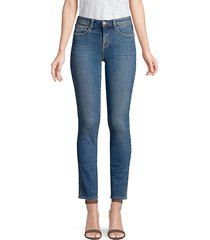 l'agence women's tilly mid-rise slim straight-leg jeans - premier - size 23 (00)