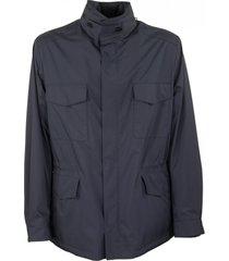 loro piana traveller windmate® technical fabric - storm system® jacket
