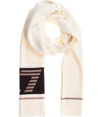 emporio armani ea7 prsx scarf