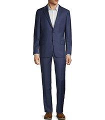 milburn iim series regular-fit wool suit