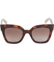 prism 50mm square sunglasses