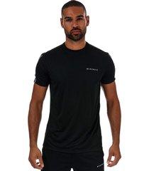 mens axton poly t-shirt & shorts set