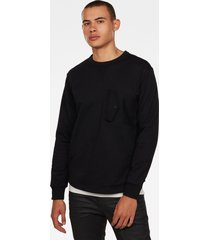 chest r pocket sweater