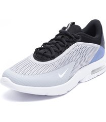 zapatilla air max advantage 3 gris/negro nike