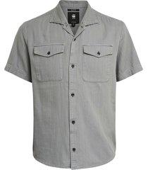 g-star marine service slim shirt ss