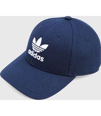 gorra azul-blanco adidas originals triofilo baseball