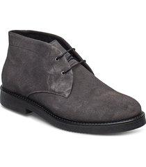 hardy s desert boots snörskor grå shoe the bear