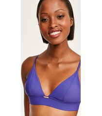 core solids long line triangle bikini top