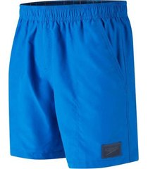 speedo trim leisure watershort zwembroek blauw, large