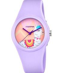 reloj sweet time multicolor calypso