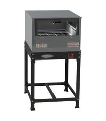 forno industrial à gás com cavalete 135l baixa pressão itajobi