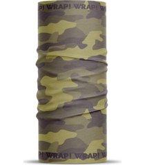 bandana classic military reciclada verde wild wrap