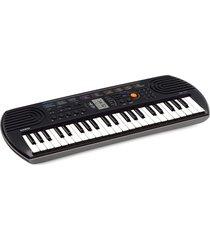 combo casio sa-77 piano estuche base adaptador