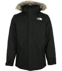parka jas the north face zaneck jacket