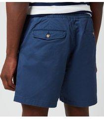polo ralph lauren men's cotton prepster shorts - rustic navy - m