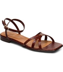 sandals 14103 shoes summer shoes flat sandals brun billi bi