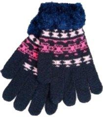 guantes azul trendy