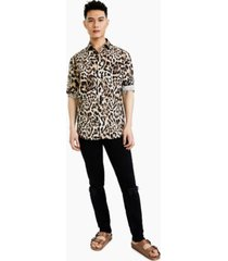 inc international concepts men's oversized shirt, created for macy's