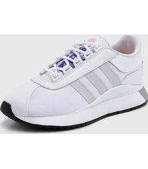 zapatilla blanca adidas originals andridge