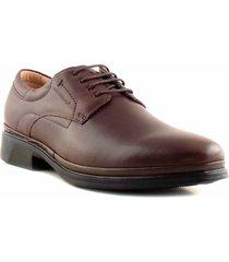 zapato marrón briganti sapatoterapia hombre roma