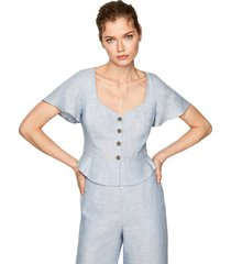 blouse pepe jeans pl303675