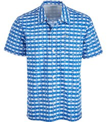 columbia men's pfg trollers best short sleeve shirt