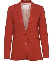 jacket ls blazers casual blazers röd rosemunde