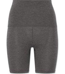 heattech waist warmer shorts