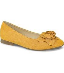 baletas michelle amarillo para mujer croydon