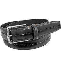 stacy adams carnegie 33 mm belt