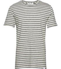 broby t-shirt st 7888 t-shirts short-sleeved grå samsøe samsøe