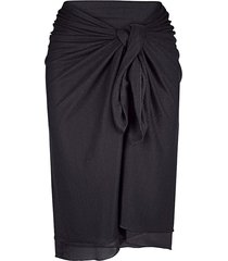 pareo alba moda zwart