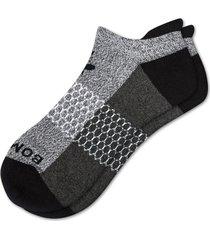 men's bombas original ankle socks, size large - grey