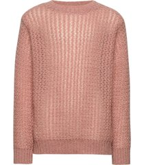 knit blouse stickad tröja rosa petit by sofie schnoor