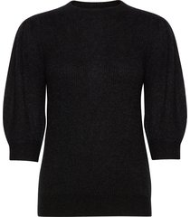 lr-cille gebreide trui zwart levete room