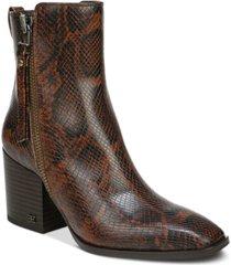 sam edelman women's carlysle dress booties women's shoes