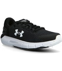 ua w charged rogue 2.5 shoes sport shoes running shoes svart under armour