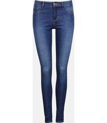 jegging jane jeans - blå