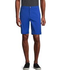 original penguin men's herringbone shorts - surf - size 38