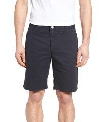 men's bonobos stretch washed chino 9-inch shorts, size 40 - blue