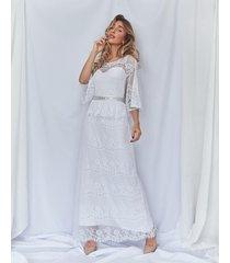 vestido blanco florencia casarsa harmony