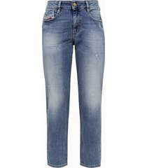 diesel jeans d-rifty in denim azzurro
