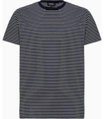a.p.c. t-shirt coecu-h26855