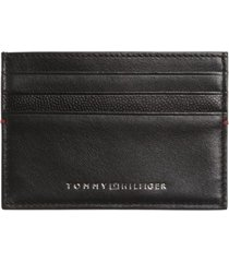 billetera business negro tommy hilfiger