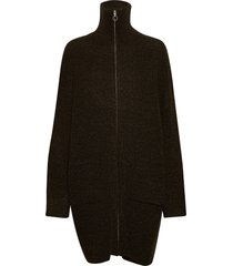 lund knit cardigan 20-04 gebreide trui cardigan zwart holzweiler
