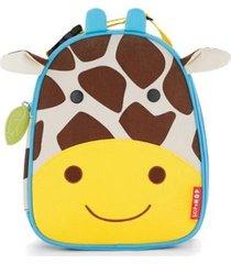 lancheira infantil skip hop zoo girafa