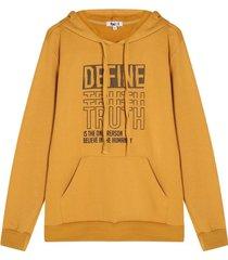 buzo hoodie para hombre define